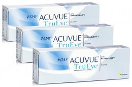 1-DAY Acuvue TruEye, 90er Pack