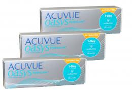 ACUVUE oasys 1-Day for ASTIGMATISM - 3 x 30er Box