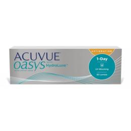 Acuvue Oasys 1-Day for Astigmatism Pluswerte