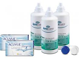 ACUVUE OASYS for Astigmatism 2-Wochenlinsen Kombi-SH-System 3er Set