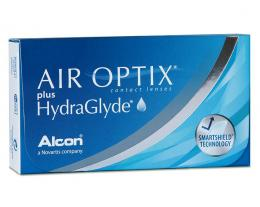AIR OPTIX plus HydraGlyde - 6er Box