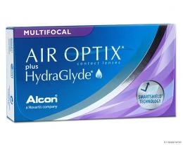 AIR OPTIX plus HydraGlyde MULTIFOCAL - 6er Box
