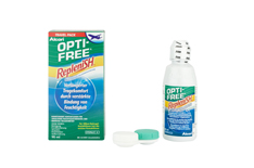 Alcon / Ciba Vision Opti Free RepleniSH Flightpack