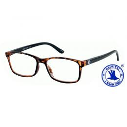 I NEED YOU Lesebrille LUCA braun havanna