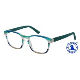 I NEED YOU Lesebrille SURPRISE mint-blau