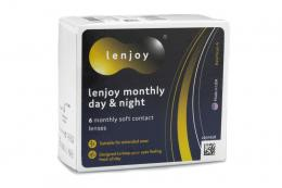 Lenjoy Monthly Day & Night, 6er Pack