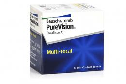 PureVision Multi-Focal, 6er Pack