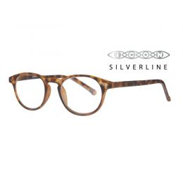 SilverLine Lesebrille MURRAY Schildpatt Optik